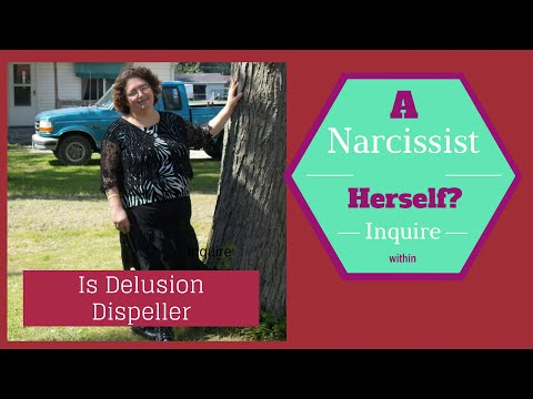 Is Delusion Dispeller Actually a Narcissist?