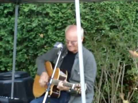 IAN THOMAS: PAINTED LADIES LIVE AT A BACKYARD...