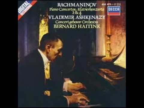 Rachmaninov Piano Concerto No.4 op.40 in G minor
