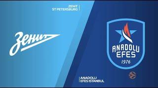 EuroLeague 21. Hafta: Zenit - Anadolu Efes