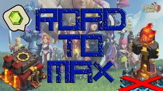 ROAD TO MAX #3 TORRI INFERNO! Clash of clans