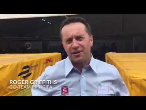 Amlin Andretti team co-principal Roger Griffiths on #PutrajayaePrix