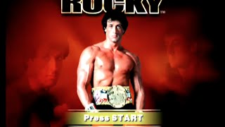 Rocky - Xbox Game - Full Longplay - Rage 2002