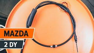 Самостоятелен ремонт на MAZDA - онлайн видео наръчници