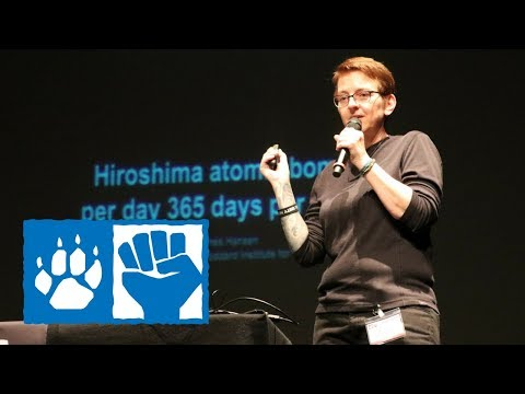 Animal Rights And Climate Change: Connecting The Catastrophes! – Kristina Giovannetti [IARC2017]