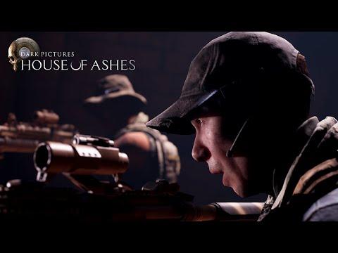 Gameplay från House of Ashes Nästa del i Dark Pictures Anthology släpps senare i år