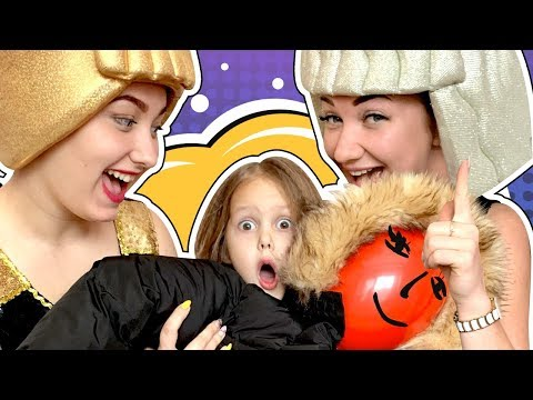 ЖИВЫЕ Куклы ЛОЛ не хотят отпускать Амельку! Останется Амелька с подружками или ЛОЛ что-то задумали?