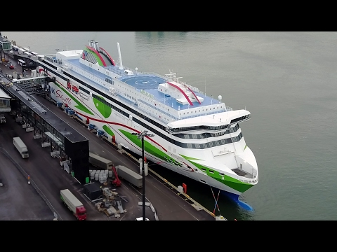 Tallink M/S Megastar walk around