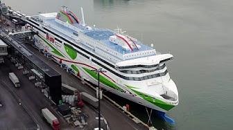 Tallink M/S Megastar walk around