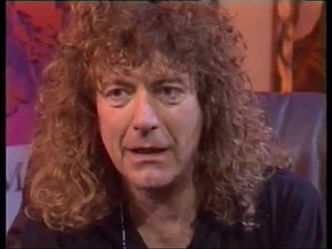 Robert Plant Interview.