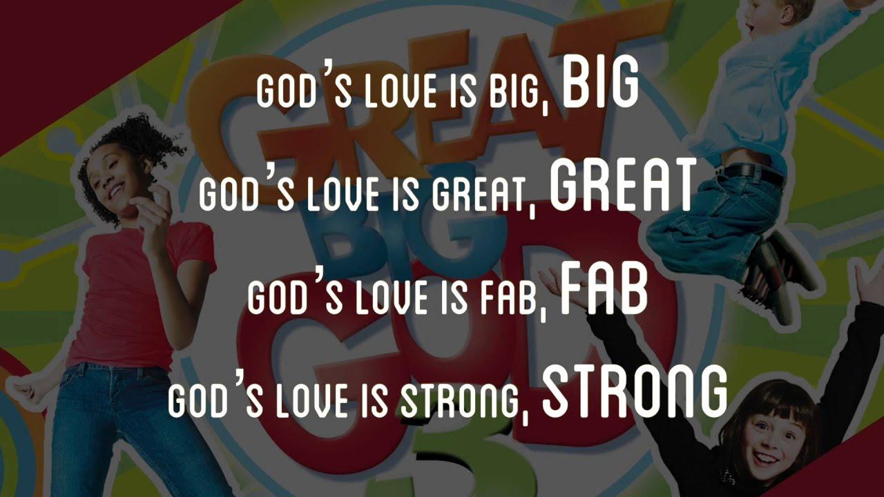 God is love hillsong lyrics