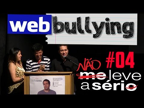 Maurício Meirelles - WEBBULLYING - #04 - Trecho Do Stand Up Não Leve A Sério