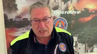 Protezione civile su sisma