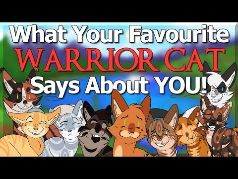 Download What Your FAVOURITE Warrior Cat Says About YOU!