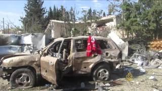 مجموعة دعم سوريا تتفق على ضرورة وقف إطلاق النار