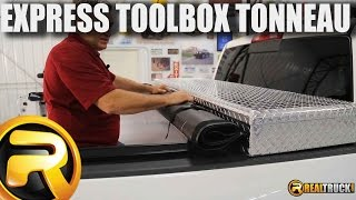 How To Install Extang Express Toolbox Tonneau Cover