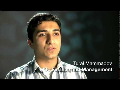 MSc Finance and Management at the University of Exeter