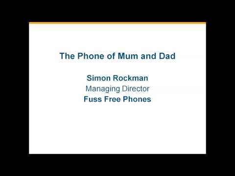 The Phone Of Mum And Dad