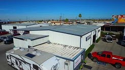State of the Art RV/Vehicle Collision Repair Facility Phoenix