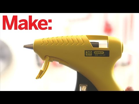 7 Cool Tips for Working with Hot Glue | Make: