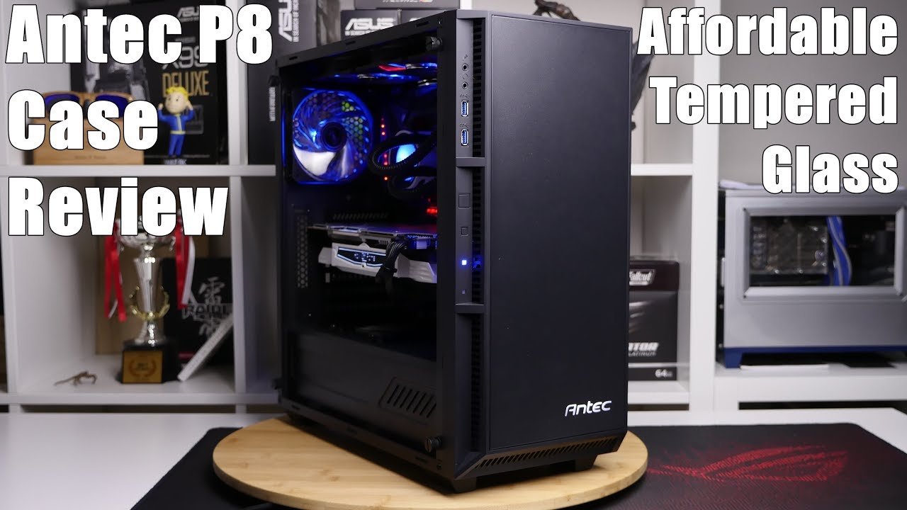 Antec S Tempered Glass