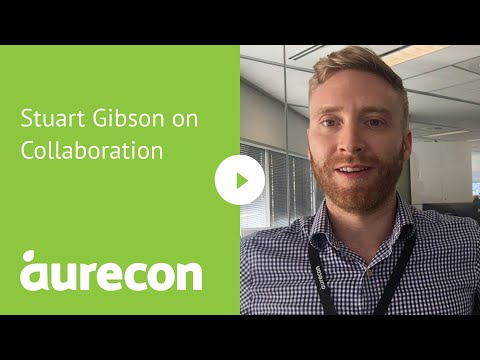 Stuart Gibson on Collaboration