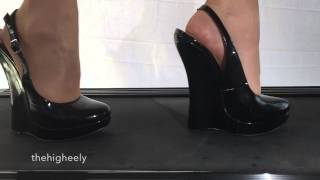 High-Heels in slow motion - Part I