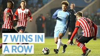 SANCHO & FODEN STRIKE | City 4-0 Southampton | Highlights & Goals