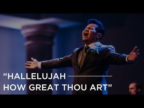 Hallelujah + Cuán Grande es Él (Bilingual) - New Wine Music
