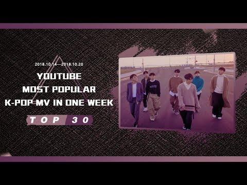 [TOP 30] MOST POPULAR K-POP MV IN ONE WEEK [20181014-20181020]