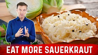 8 Reasons Why You Should Eat More Sauerkraut