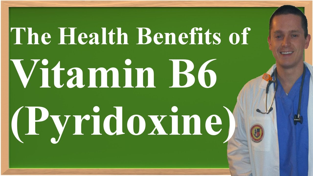 Vitamin B6 Health Benefits and Uses images