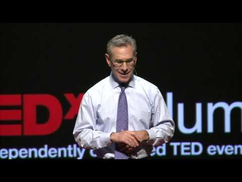 How I found my authentic tune | George Barrett | TEDxColumbus