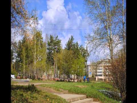 таежный город Саянск Иркутская обл 2015