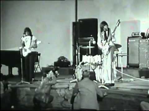 Pink Floyd on Belgium Television