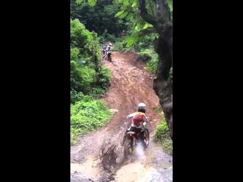 Adventure Tanjakan Cadas Ciwidey - Kab. Bandung