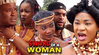 "New Hit Movie ""SWORD OF A WOMAN"" Season 3&4 - (Destiny Etiko) 2019 Latest Nollywood Epic Movie"