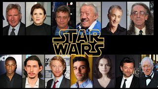 Star Wars Actors 35 years Later !! Chewbacca is AWESOME !