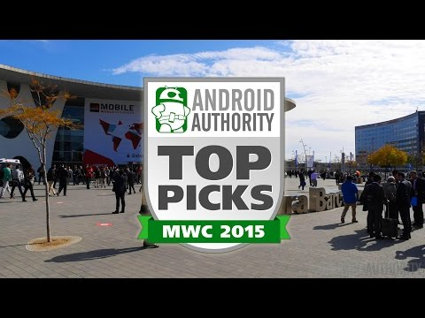 Our top picks from MWC 2015!