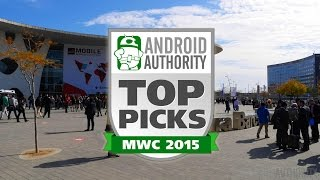 Top Picks of MWC 2015!
