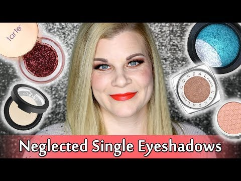 Neglected Single Eyeshadows   Makeup Your Mind