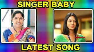 Singer Baby  Latest New Song with Mano bol baby bol | singer baby bol baby bol
