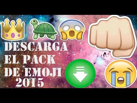 Descarga el pack de EMOJI- PNG   2015