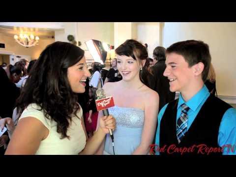 Rowan Rycroft & Jonathan Ford at the 34th Annual Young Artist Awards