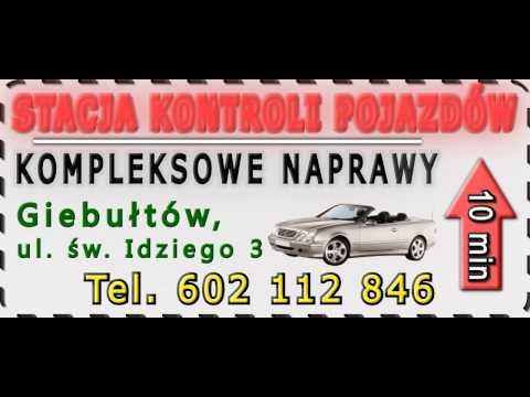 Spot Reklamowy - Stacja Kontroli Pojazdów - Kraków