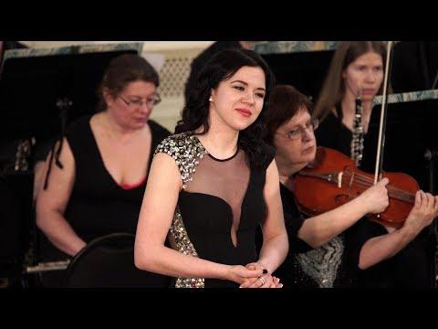 ЩЕДРИН Песня и частушки Варвары - Елена Бирюзова / Shchedrin - Song And Ditties Of Varvara