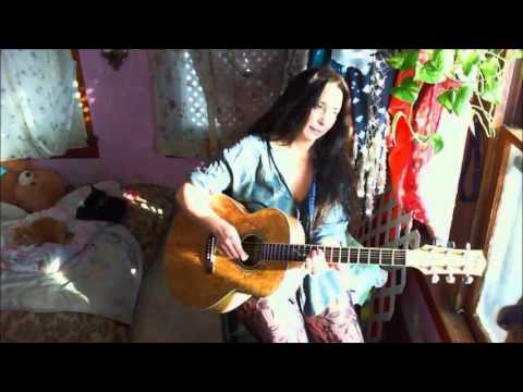 Blues song,Cover,Hay little baby doll, original song. Album Reversible Mistakes. lady kashmir