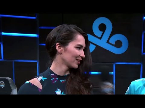 When Pro's and Casters Meet Ovilee May