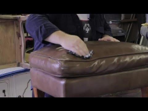 Petroleum Jelly To Moisturize Leather Furniture : Furniture Treatment