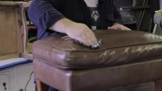 Petroleum Jelly to Moisturize Leather Furniture : Furniture Treatment